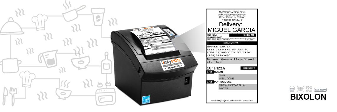 Bixolon Printer Kitchen